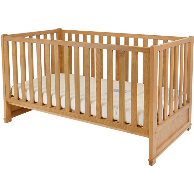 buy east coast nursery langham cot bed at. Black Bedroom Furniture Sets. Home Design Ideas