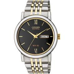 d7283a0667b Citizen Eco-Drive Men s Two-Tone Stainless Steel Watch
