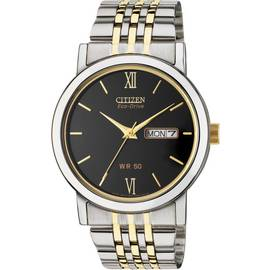 169cb2100 Citizen Eco-Drive Men's Two-Tone Stainless Steel Watch