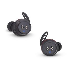 JBL Under Armour Flash In-Ear True Wireless Headphones-Black