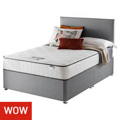 Silentnight Middleton Pocket Comfort Divan Bed - Double