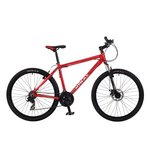 more details on Caldera Hardtail Front Suspension Mountain Bike