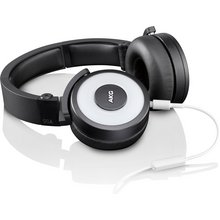 AKG Y55 On-Ear DJ Headphones - White