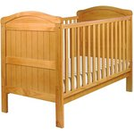more details on East Coast Nursery Country Cot Bed - Natural.
