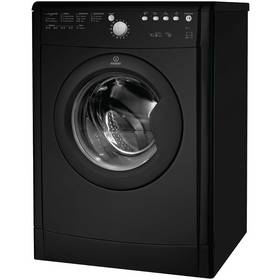 Indesit IDVL75BRK 7KG Tumble Dryer - Black