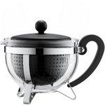more details on Bodum Chambord Teapot - Black.