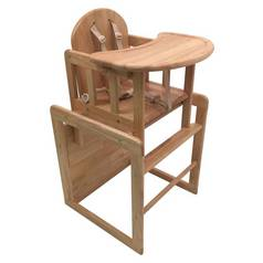 East Coast Nursery Combination Highchair - Natural