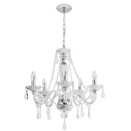 Argos Home Como 5 Light Glass Chandelier