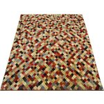 Spirit Harlequin Rug 120x170cm - Multicoloured