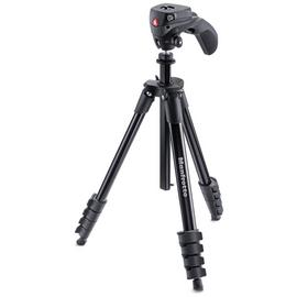Manfrotto Camera Tripod - Black
