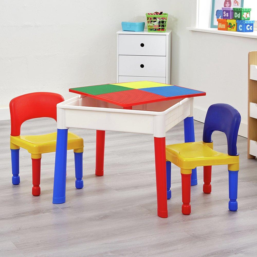 Liberty Construction Multi-Purpose Activity Table u0026 2 Chairs  sc 1 st  Argos & Kidu0027s Tables u0026 Chairs | Childrenu0027s Table u0026 Chairs
