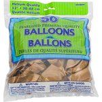 more details on Champagne Gold Balloons - 50 Pack.
