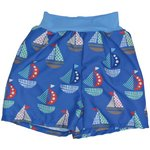 more details on Splash About Happy Nappy Board Shorts - 12-24 Months.