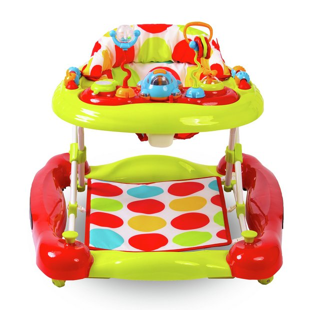 Buy Red Kite Baby Go Round Twist 2 In 1 Walker Baby Walkers Argos