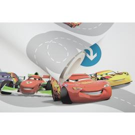 Graham & Brown Disney Cars Race Track Wallpaper