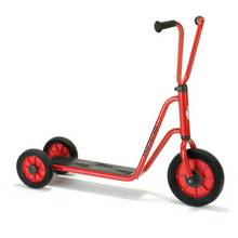 Winther Mini Viking Twin Wheel Scooter - Red