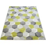 more details on Monte Carlo Pixel Rug 160x230cm - Green.