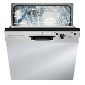 Indesit Ecotime DPG 15B1 NX Integrated Dishwasher - Silver