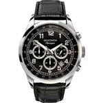 more details on Sekonda Classique Men's Black Dial Chronograph Watch.