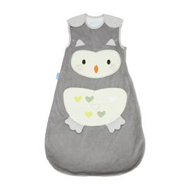 Gro Ollie the Owl Growbag 0-6 Months - 2.5 Tog