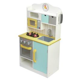 Teamson Kids Wooden Little Chef Toy Play Kitchen