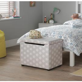 Argos Home Stars Small Storage Ottoman