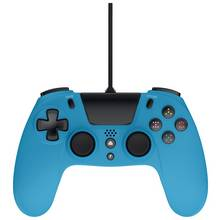 Gioteck VX-4 Wired PS4 Controller - Blue