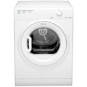 Hotpoint Aquarius TVFM70BGP 7KG Vented Tumble Dryer - White