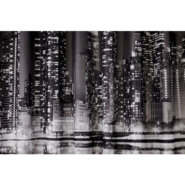 Buy Home New York Skyline Shower Curtain At Your Online Shop For Shower Curtains
