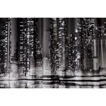 more details on HOME New York Skyline Shower Curtain.