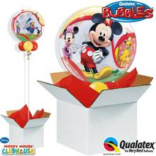 Mickey Mouse and Friends Bubble Balloon in a Box.