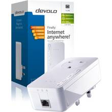 Devolo 600Mbps dLAN 650+ Powerline Kit