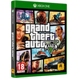Grand Theft Auto V XBox One Game