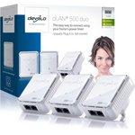 more details on Devolo 500Mbps dLAN Powerline Network Kit.