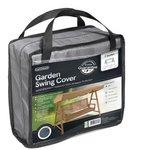 more details on Gardman - 3 Seater Garden Swing Cover - Black.