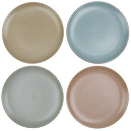 Habitat Roxy Set of 4 Dinner Plates