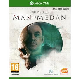 Dark Pictures Anthology: Man of Medan Xbox One Game