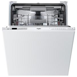 Whirlpool WIC3C23PEF Full Size Integrated Dishwasher - White