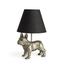 Argos Home French Bulldog Table Lamp