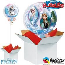 Disney Frozen Bubble Balloon in a Box.