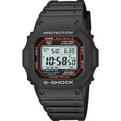 Casio Men's G-Shock Solar Powered Strap Watch