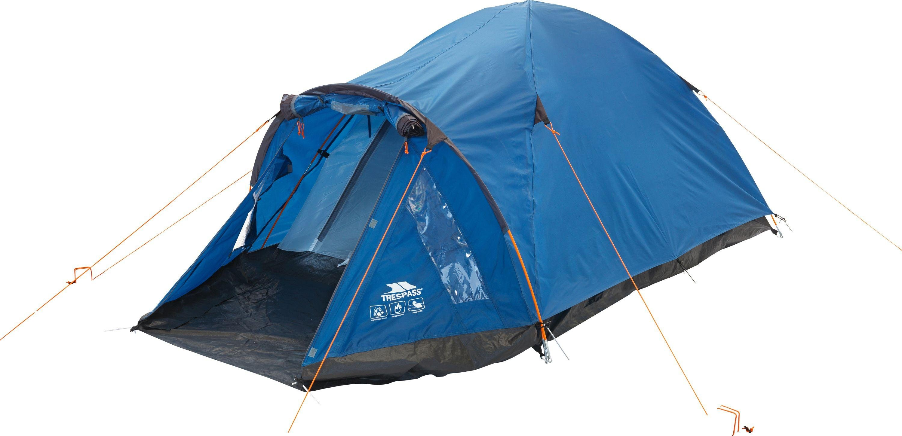 Trespass 2 Man 1 Room Dome Tent  sc 1 st  Argos & Buy Trespass 2 Man 1 Room Dome Tent | Tents | Argos