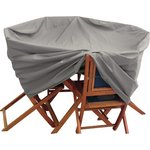 more details on HOME Deluxe Xl Patio Set Cover.