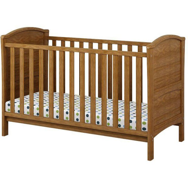 buy kub nativa cot bed dark at your online. Black Bedroom Furniture Sets. Home Design Ideas