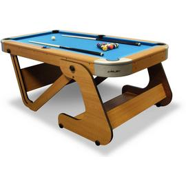 Riley 6ft 6 inch Folding Pool Table.