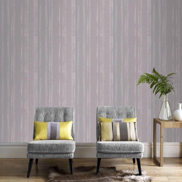 Buy Graham Brown Wallpaper Ladder Soft Grey At Your Online Shop For Wallpaper