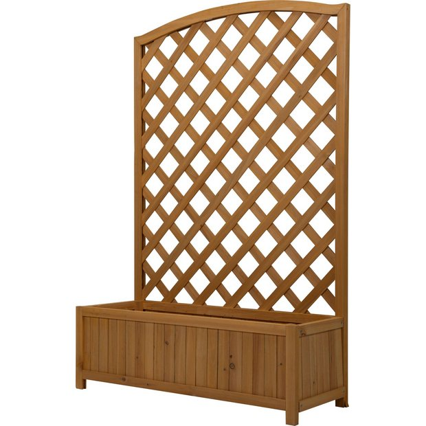 Winsome Buy Wood Planters At Argoscouk  Your Online Shop For Home And  With Gorgeous  More Details On Lattice Wooden Planter  Large With Beauteous Night Garden Toys Argos Also Asian Restaurant Covent Garden In Addition Front Garden Fence Ideas And Climbing Frame Small Garden As Well As Williamson Memorial Gardens Additionally Natural Gardener From Argoscouk With   Gorgeous Buy Wood Planters At Argoscouk  Your Online Shop For Home And  With Beauteous  More Details On Lattice Wooden Planter  Large And Winsome Night Garden Toys Argos Also Asian Restaurant Covent Garden In Addition Front Garden Fence Ideas From Argoscouk