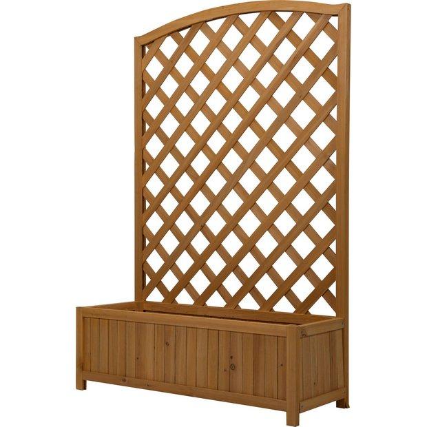 buy polystone and stone fibre planters black white tall. Black Bedroom Furniture Sets. Home Design Ideas