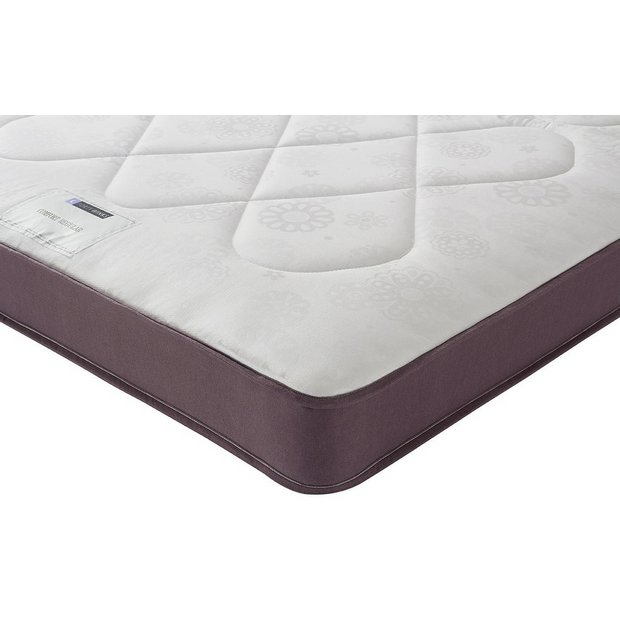 Buy forty winks newington comfort zoned small double for Online shopping for mattresses