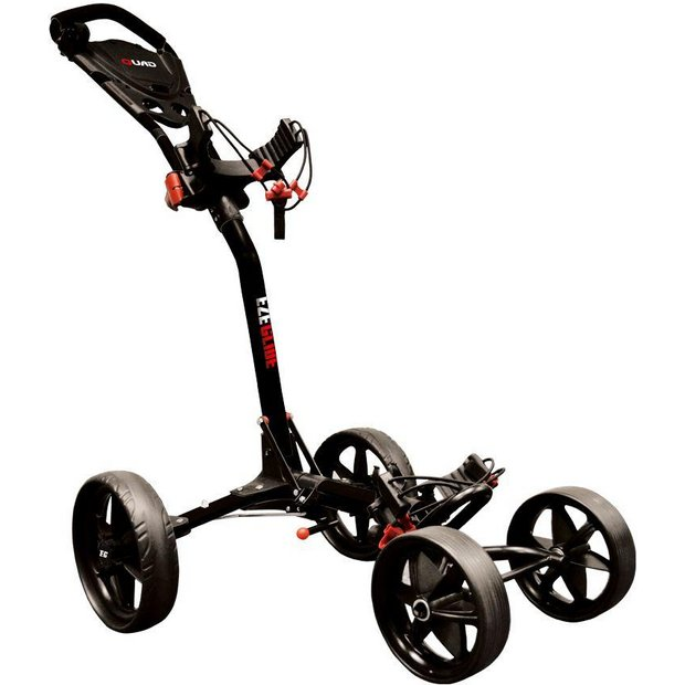 Buy Eze Glide Compact Quad Golf Trolley At Argos Co Uk